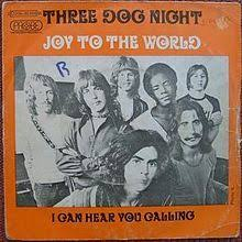 <b>Three Dog</b> Night – <b>Joy</b> to the World Lyrics | Genius Lyrics