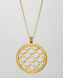 gallery previously sold at neiman marcus women s ball necklaces