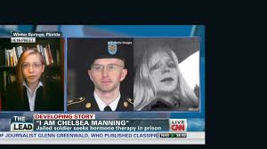 chelsea manning released from prison cnnpolitics