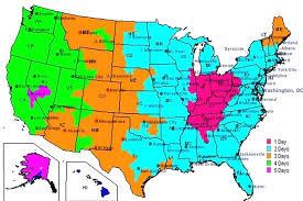 Usps Zip Code Map
