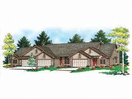 Download Fourplex House Plans  ZijiapinQuadplex Plans