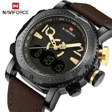 17 best ideas about digital wrist watch sporty 2017 top luxury brand naviforce men sport military watches men s quartz analog digital wrist watch man