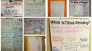 Anchor Charts For Reading 23 Close Reading Anchor Charts That Will Help Your Students