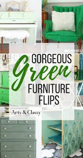 painted green furniture. Green Is A Hot Home Decor Trend Right Now, So Check Out These Gorgeous Furniture Painted S