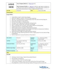 copywriter job description template by baytcom copywriter job description