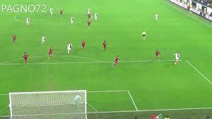JUVENTUS Vs Roma Goal C.Ronaldo 1-0