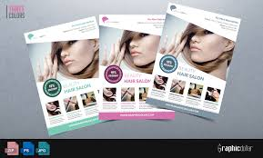 salon flyer templates free psd hair salon flyer templates salon flyer templates yourweek printable