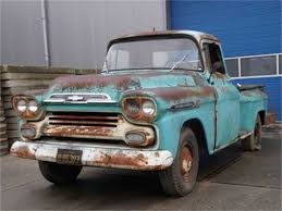 1957 to 1959 Chevrolet Apache for Sale on ClassicCars.com