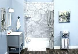 tub shower inserts kit surrounds menards showers and tubs bathrooms