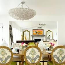 how to fit a chandelier 3 crystal shimmer easy fit chandelier light shade
