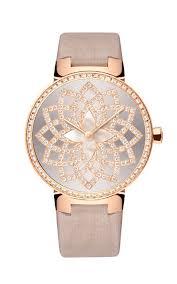 louis vuitton watch. louis vuitton women\u0027s tambour monogram infini 28mm dial watch