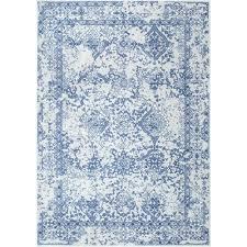 nuloom vintage odell light blue 8 ft x 10 ft area rug