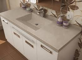 bathroom vanity tops with sinks in