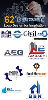 Example Of Company Logo Designs 62 Famous Engineering Company Logo Design Examples