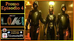 LOKI - Promo EPISODIO 4 - Tom Hiddleston / Owen Wilson / Disney+ / Gugu  Mbatha-Raw / Lady Loki - YouTube