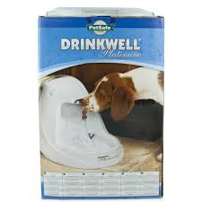 <b>Поилка</b>-фонтан <b>PetSafe Drinkwell</b> Platinum Pet Fountain ...