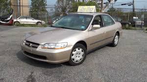 2000 Honda Accord LX Sedan Staten Island - YouTube