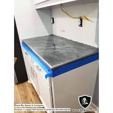 diy countertop kits laminate resurfacing best metallic resurfacing kits