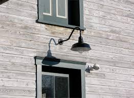 outdoor barn light rustic
