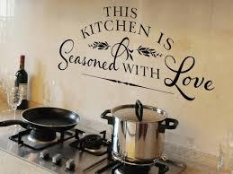 Kitchen Walls Decorating Decor 57 Kitchen Wall Decorating Ideas Superior Modern Kitchen