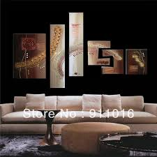 handmade textured modern oil painting on canvas large wall art top home decoration osm abstract metal
