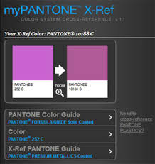 Ral To Pantone Conversion Chart Pms Color Printing Tips For Finding Working With Pantone