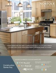 Multi Wood Kitchen Cabinets Multi Family Kitchen Cabinets The Norfolk Companies