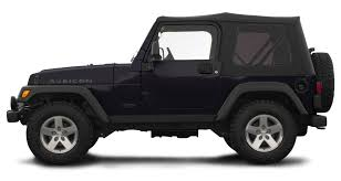 Amazon.com: 2005 Jeep Wrangler Reviews, Images, and Specs: Vehicles