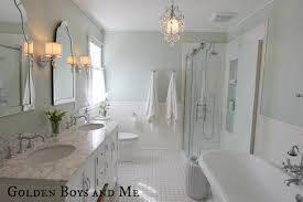 Bathroom Remodeling Home Depot Cool Remodelaholic Elegant Master Bath Remodel With Builtin Shelving