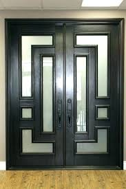 glass business entry doors exterior doors with glass pictures of black best entry ideas on double