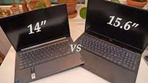 14 inch Laptop vs 15.6 inch in 2021 - Which size should you choose? -  YouTube