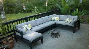 simple outdoor patio ideas. Ana White Patio Furniture Simple Outdoor End Table Chair Coffee Build An  Sectional . Patio Sofa Simple Outdoor Ideas