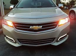 2014 ltz factory headlight halo - Chevy Impala Forums