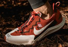 Gyakusou Nike Air Zoom Pegasus 36 Trail Red Yellow Release
