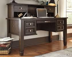 home office desk hutch. Townser Home Office Desk Hutch