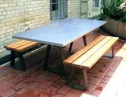 cement outdoor table table cement top outdoor table concrete round table and benches outdoor cement top