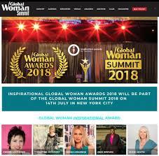Cherie Mathews Finalist For The Global Woman Inspirational Award