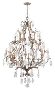 corbett 163 712 amadeus extra large 67 inch tall crystal chandelier light fixture loading zoom
