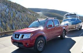 Ike Gauntlet 2014 Nissan Frontier Pro 4x Extreme Towing