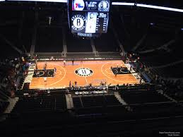 Barclays Center Section 209 Brooklyn Nets Rateyourseats Com