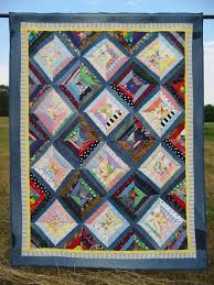 Patchwork Quilts by Legacy Quilts & Trapp Family V (Wendy's Quilt)- 60x74 String Patchwork Adamdwight.com