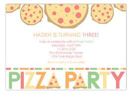 Pizza Party Invitation Templates Pizza Party Invitation Template Free Pizza Party Invitation And
