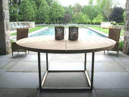 diy outdoor table top ideas cool mosaic easy pieces round wooden dining tables living decorating good
