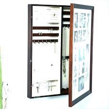 mirror jewelry organizer wall mounted jewelry box wall mounted jewelry organizer wall mounted jewelry cabinet with