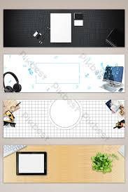 Office Banner Template Business Office Supplies Banner Poster Background