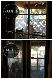 diy faux stained glass for under 20