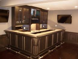 Traditional Style Wet Bar rustic-home-bar