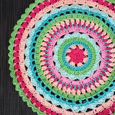 Circle Crochet Pattern Unique Design Inspiration