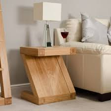 Lamp Tables Living Room Furniture Zita Solid Oak Lamp Table Ideal Home Show Shop