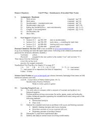 Unit 7a Homework Packet District 196 E